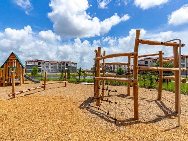 Treviso Grand Apartments - North Venice, Florida outdoor playground