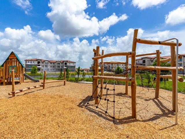 Treviso Grand Apartments - North Venice, Florida outdoor playground