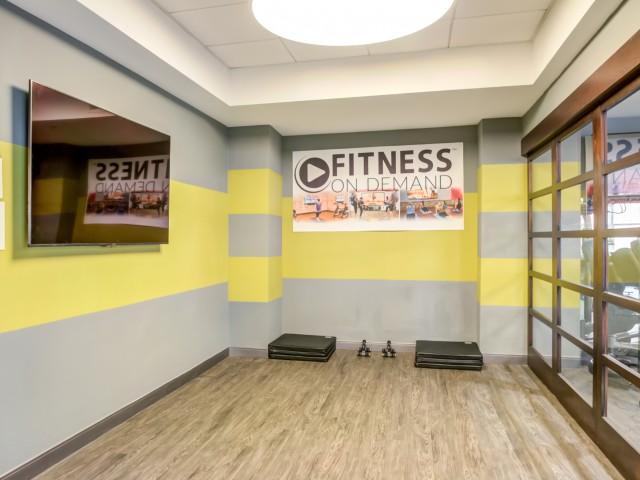 Fitness on Demand