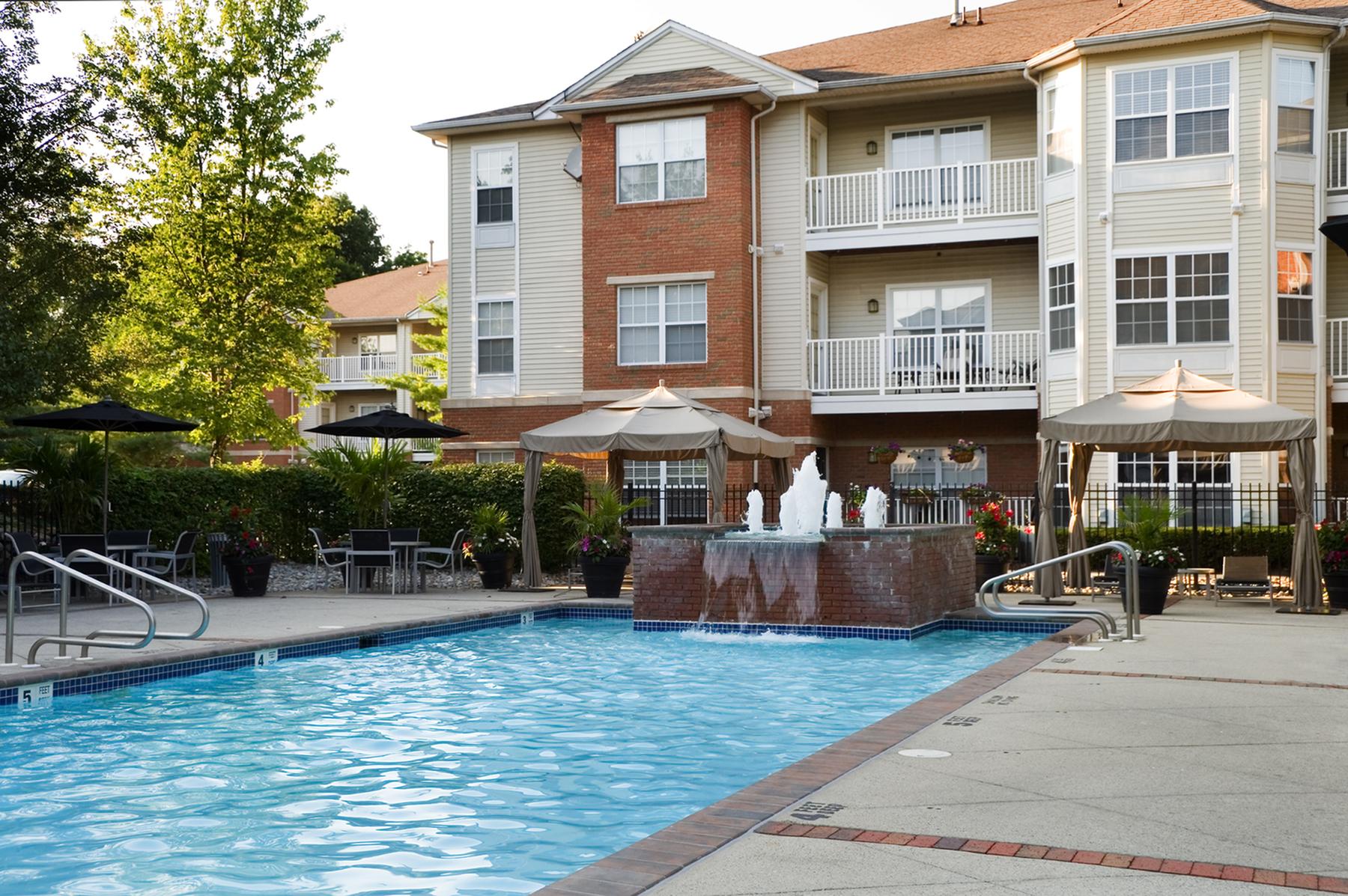 Resort-Style Swimming Pool