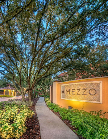 Welcome to Mezzo at Tampa Palms Apartments!