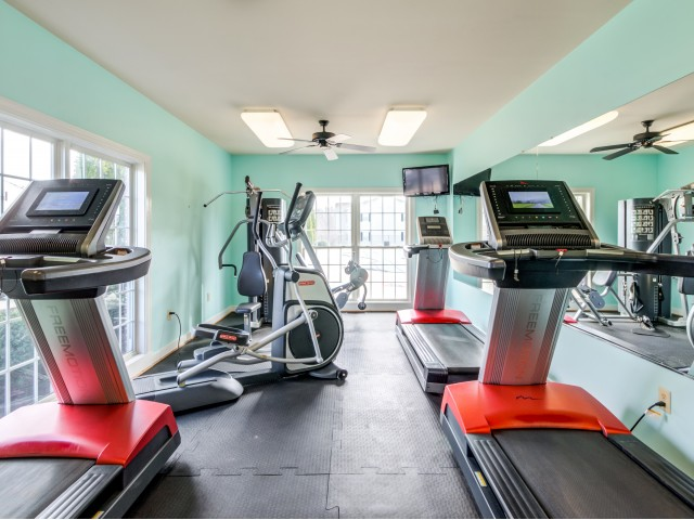 State-of-the-Art Fitness Center | Apartment Homes in Stafford, VA | Aquia Terrace Apartments
