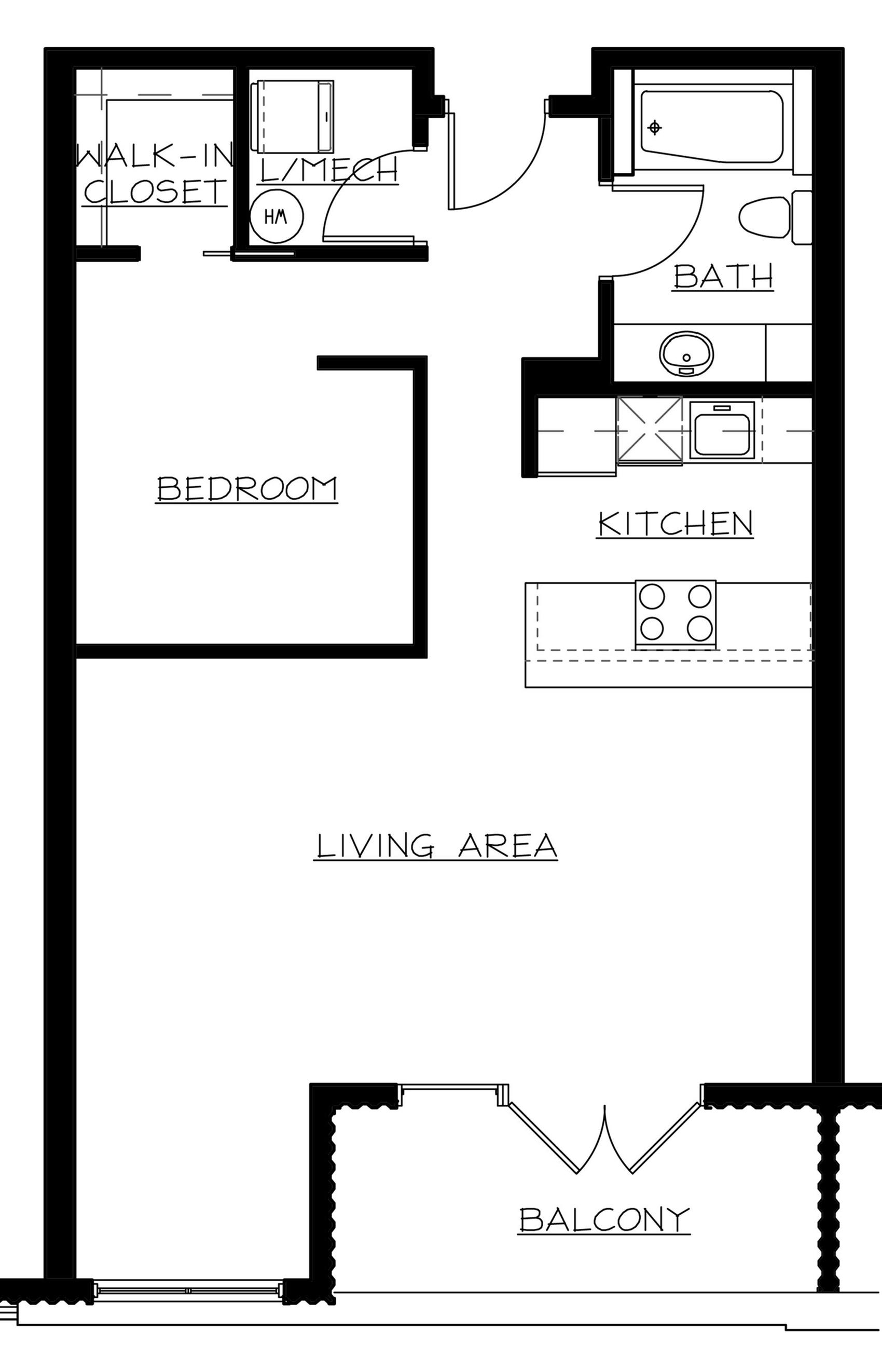 Floor Plan 60