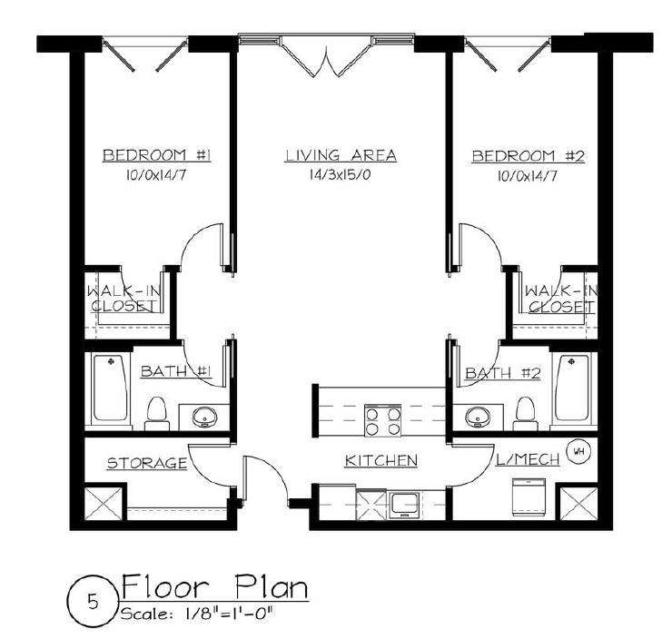Floor Plan 72