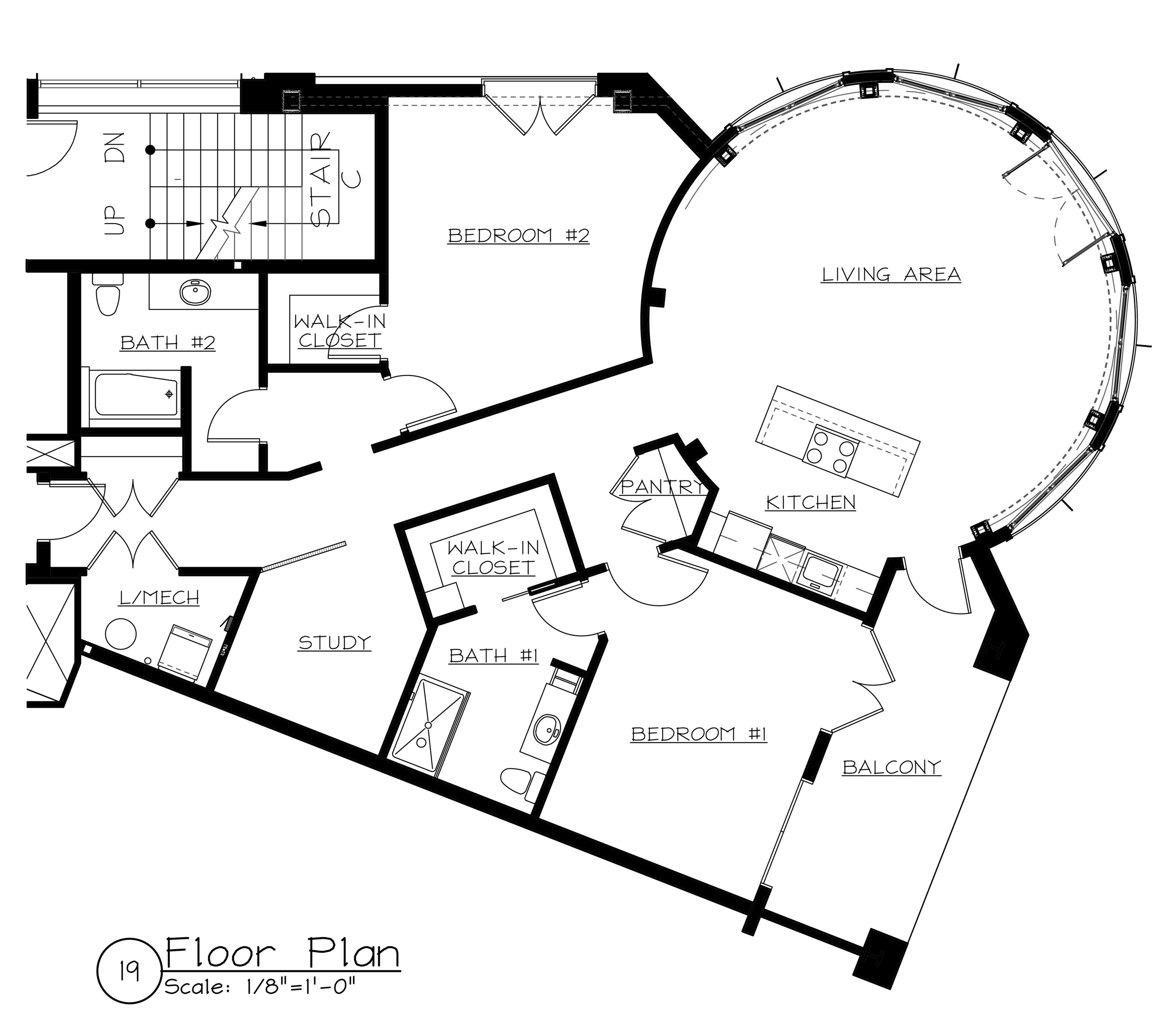 Floor Plan 83