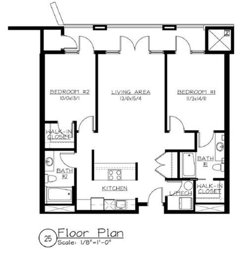 Floor Plan 84