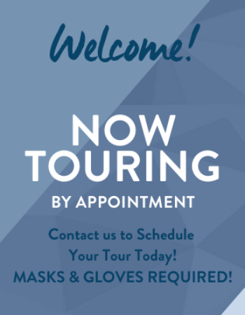 Now Touring By Appointment! Call Today! <br><br>WE ARE available during the business hours listed on our website to set up your in person tour. We can't wait to MEET YOU IN PERSON!