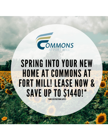 Enjoy a savings of up to $1440 when you move in by 6/15! Call today for more details!