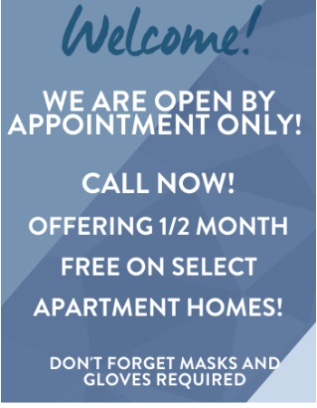 Now Touring By Appointment! Call Today! <br><br>WE ARE available during the business hours listed on our website to set up your in person tour today! We can't wait to MEET YOU IN PERSON!<br><br>