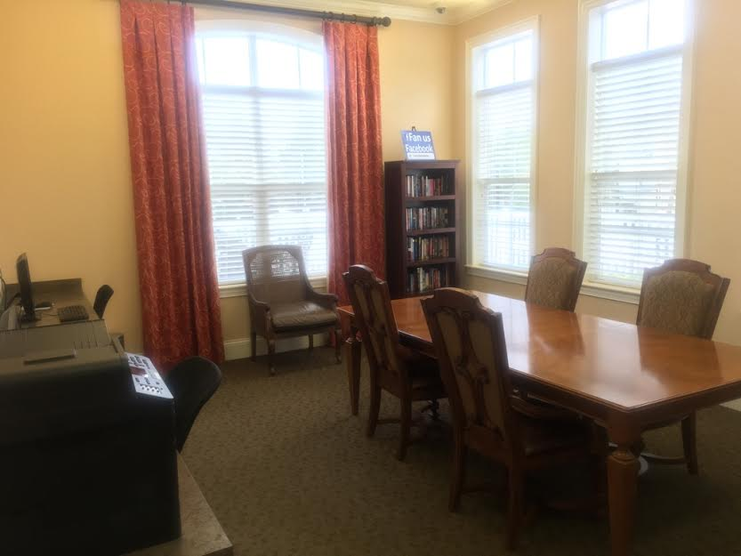 Resident Business Center | Knightdale NC Apartment For Rent | Greystone at Widewaters