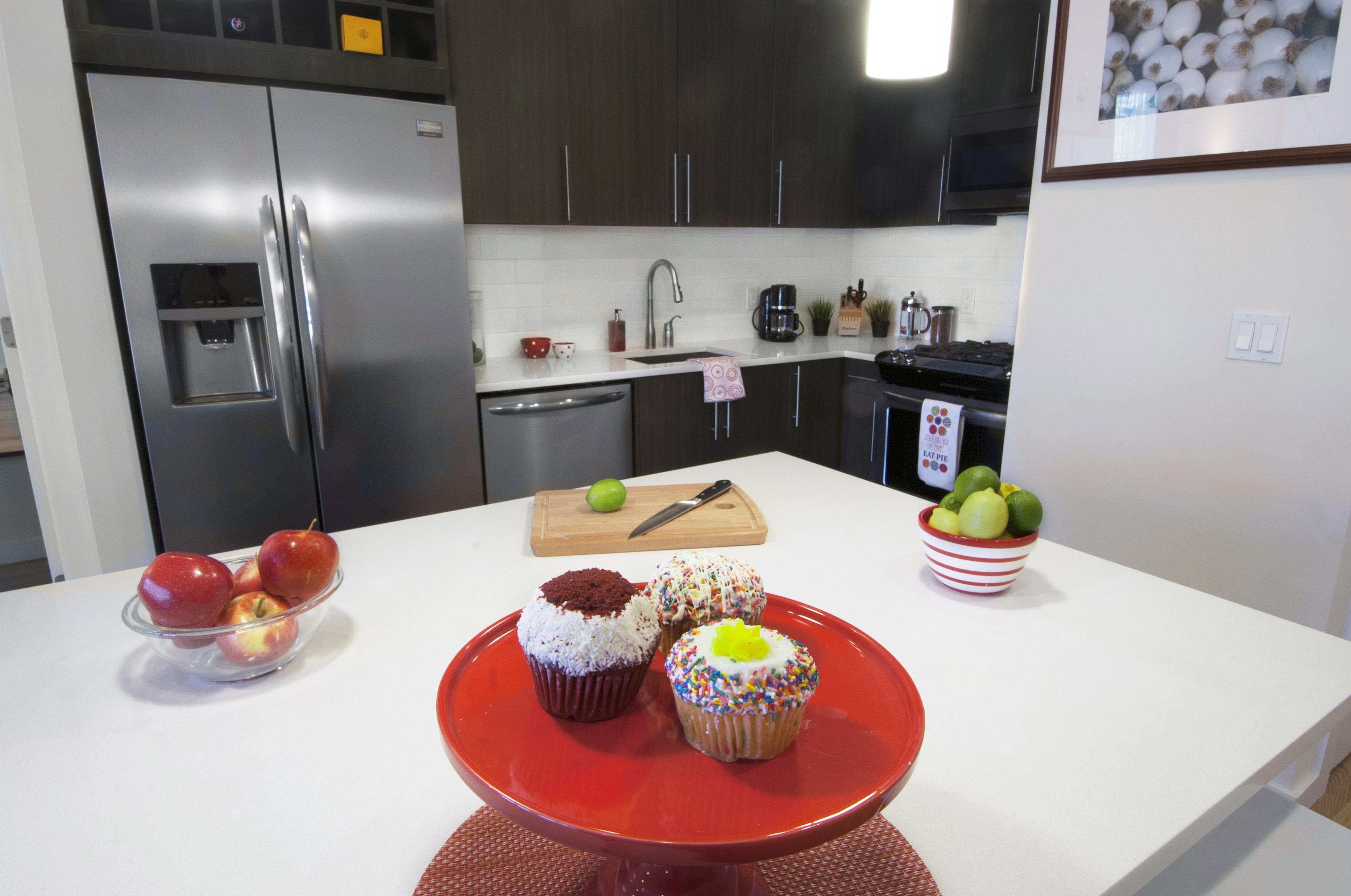 Spacious Kitchen | Apartments for rent in Hoboken, NJ | 1125 Jefferson