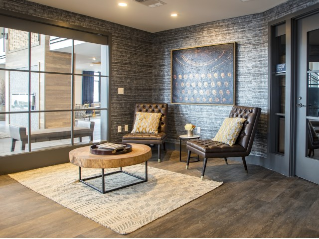 Clubroom   apartments for rent castle shannon pa   The Ashby at South Hills Village Station