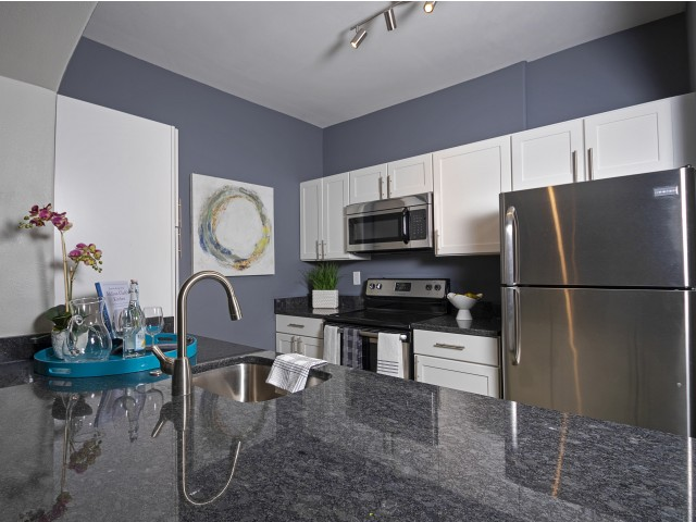 Image of Gourmet Kitchens for Villas at Old Concord
