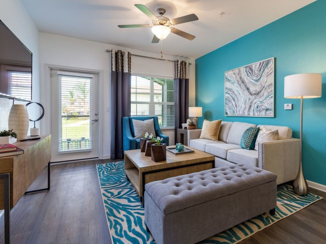 Treviso Grand Apartments - North Venice, Florida furnished model home