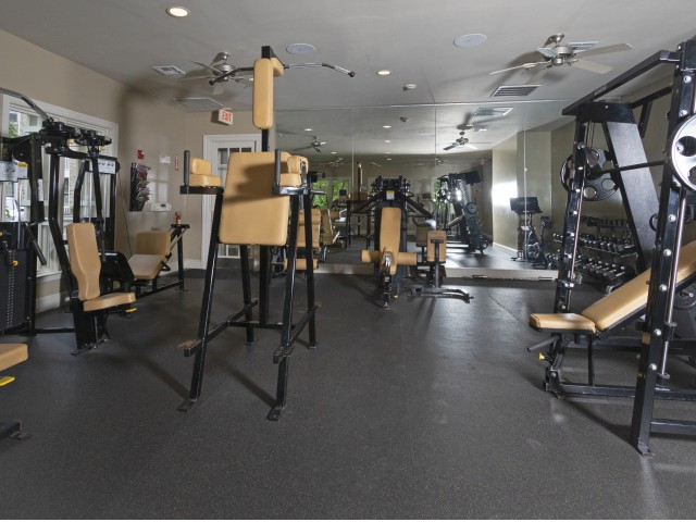 Image of State of the Art Fitness Center for Villas at Old Concord
