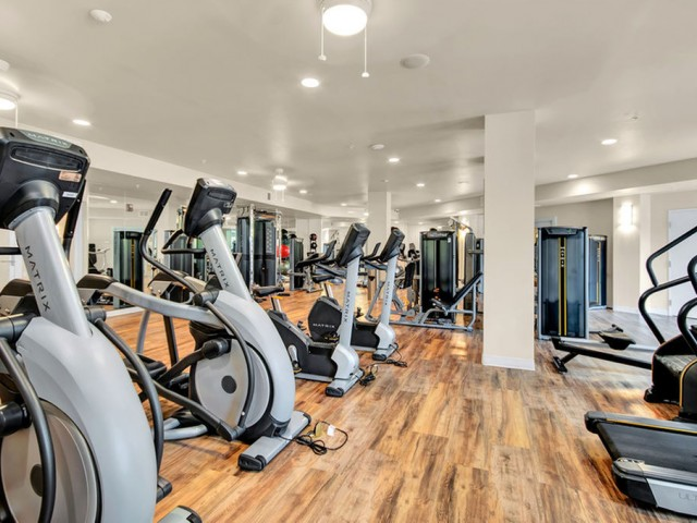400 north apartments Maitland Florida fitness center with cardio machines