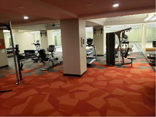 Fitness Center The Standard