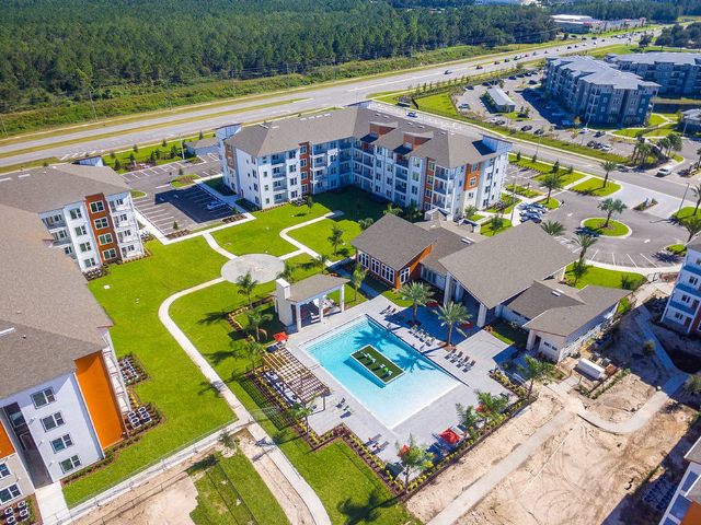 Madison Pointe Daytona Beach Florida community under construction