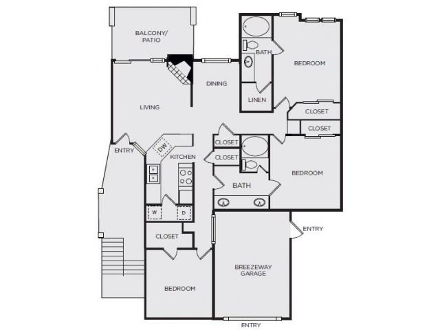C1 Floor Plans