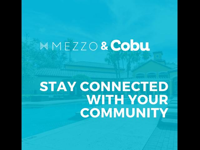 Cobu Resident Connection App