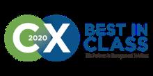 CX Best in Class Logo