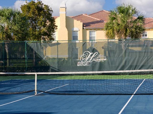 Hamtons Heron Bay Tennis Court