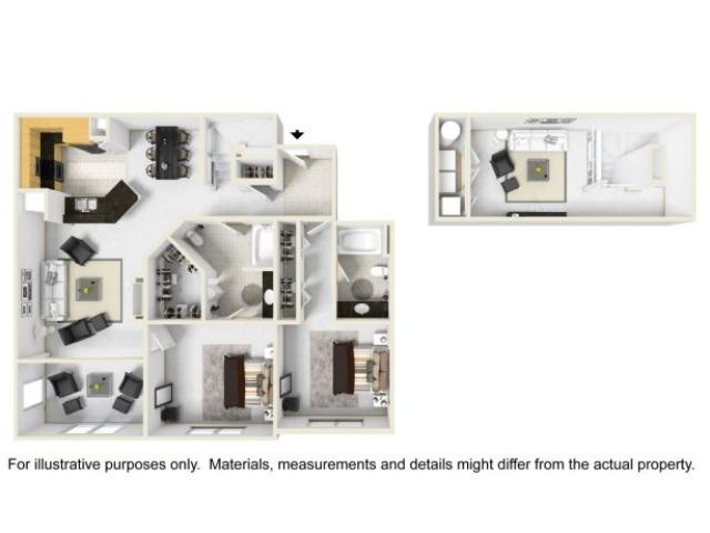 Knightsbridge with Loft