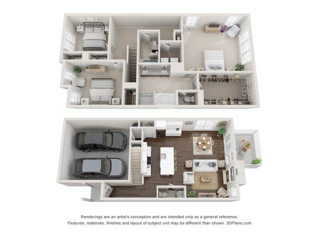 The Smithtown Floor Plan