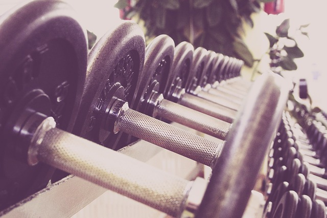 Stay in Great Shape Using Our Community Fitness Center-image