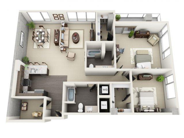 2 bedroom 2 bath apartments for rent in los angeles. all|floor plansc16 2 bedroom bath apartments for rent in los angeles