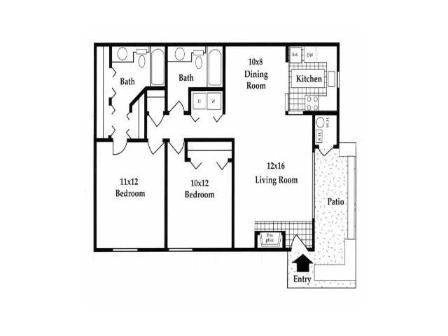 2 bedroom homes for rent in fort wayne indiana trend
