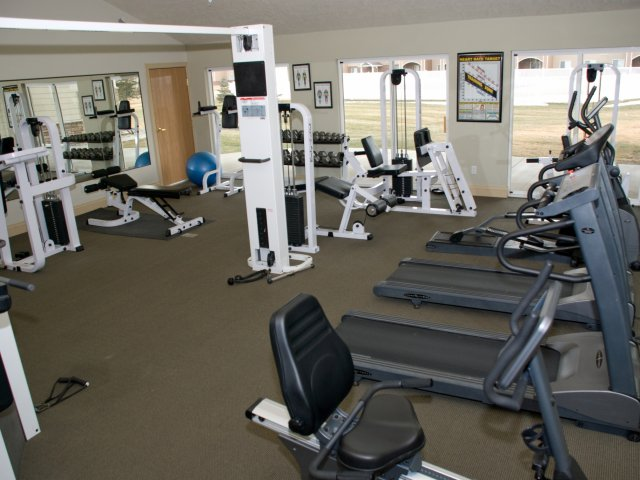 Image of Fitness Center for Stonehedge Apartments