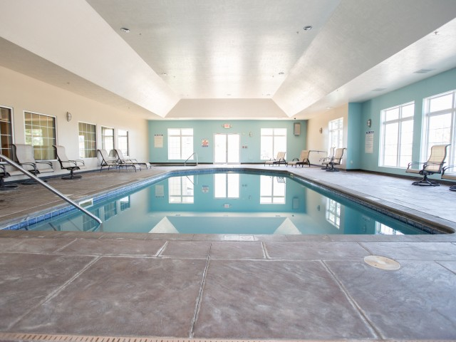 Image of Indoor Pool for Stonehedge Apartments
