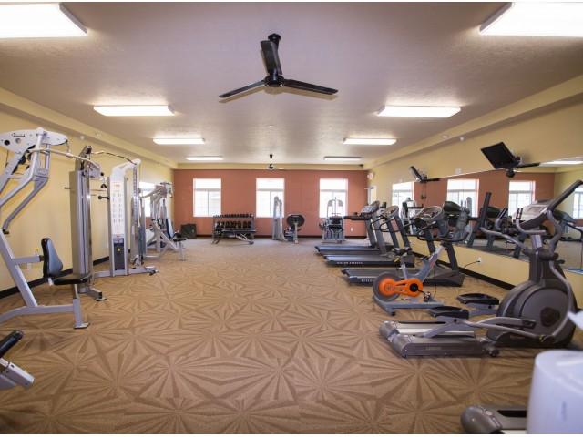 Image of Fitness Center for Foxmoor Apartments