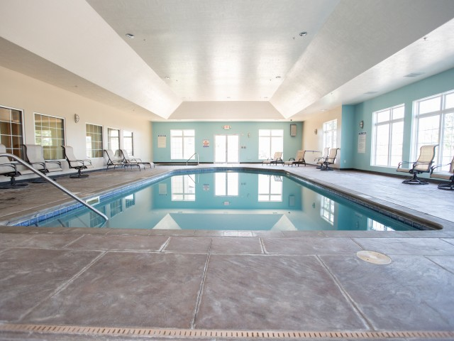 Image of Indoor Pool for Foxmoor Apartments