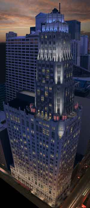 Randolph Tower City Apartments