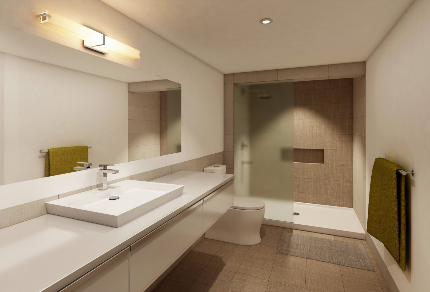 Bathroom Partitions Cleveland Ohio the flats at east bank | spacious waterfront apartments