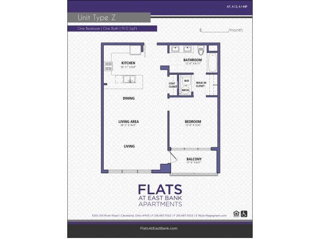 Flats at East Bank