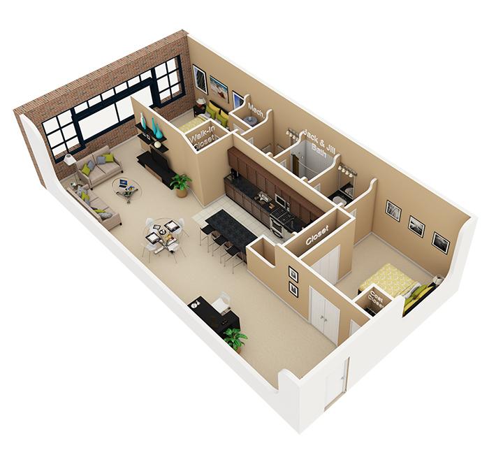 Cobbler Square Loft Apartments