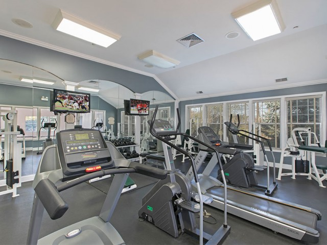 Image of State of the Art Fitness Center for The Villages at Canterfield