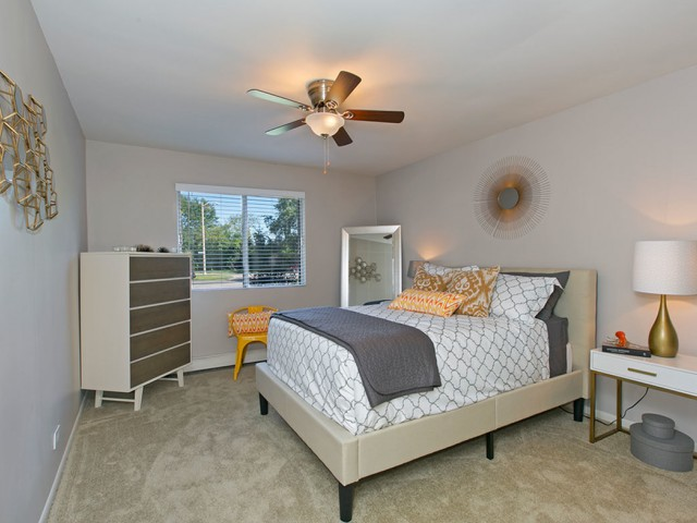 Image of Carpeting Throughout Living Room and Bedroom(s) for Westmont Village Apartments