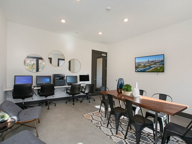 Image of Business Center with Free WiFi & Printing for Westmont Village Apartments