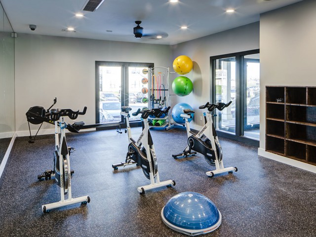 Image of 24/7 Fitness Center with Yoga Studio for Grandview Apartments by Albion