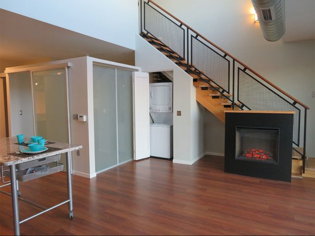 penthouse at southside works apartments