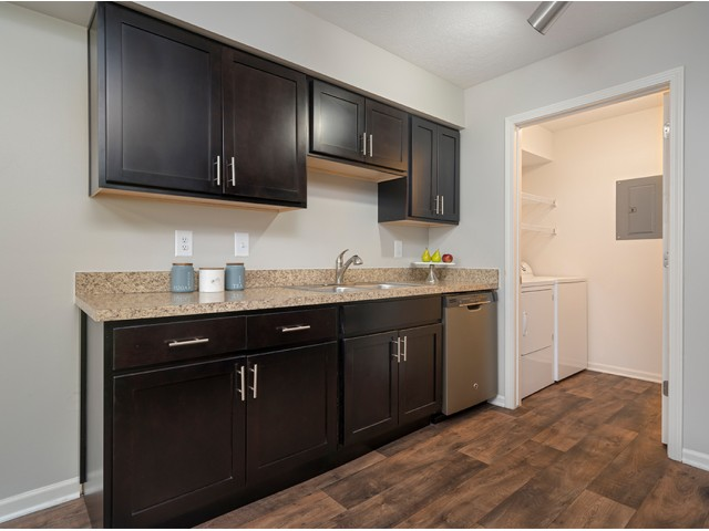 Image of Ample Cabinet and Countertop Space for Beacon Lake Apartments