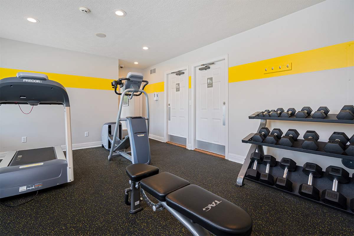 Image of 24-Hour Fitness Center for Beacon Lake Apartments