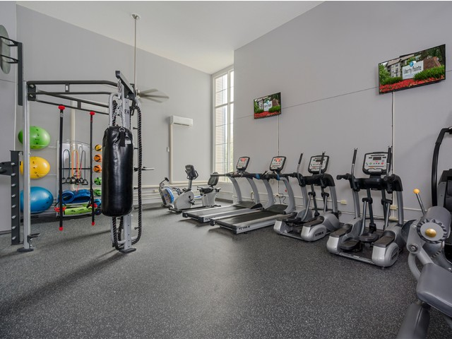 Image of Newly Renovated 24-Hour Fitness Center for Liberty Pointe Apartment Homes on Highland