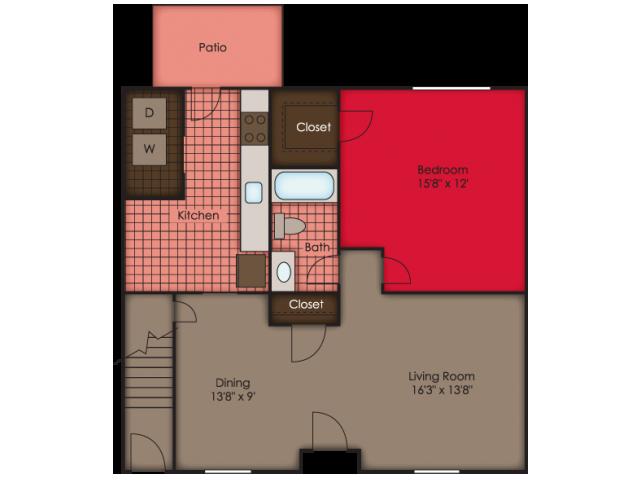 active senior community floor plan