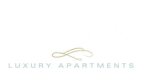 Amelia Station Logo | Clayton NC Apartments