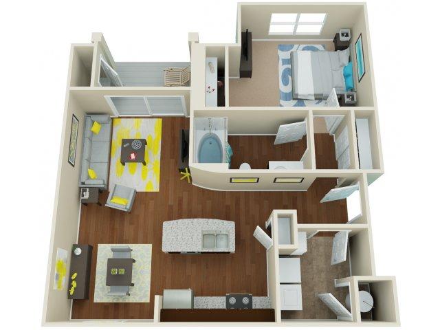 Zinc Floorplan